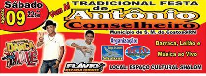 FESTA ANTÔNIO CONSELHEIRO 2014