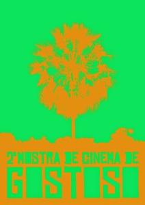 Logomarca da 2º Mostra de Cinema