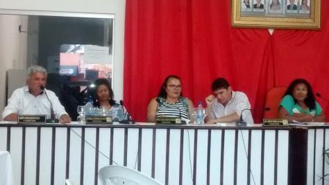 Discurso de Beto de Agostinho, Presidente da Câmara de Vereadores para o próximo biênio