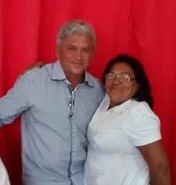 Beto de Agostinho e Francisca Pinheiro