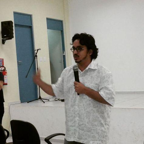 Rodrigo Bico, Presidente da Fundação José Augusto (Foto: Heldene Santos)