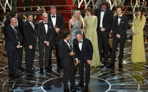 Birdman foi o maior vencedor da noite.
