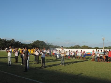 Cerimônia de Abertura da Copa CN