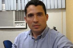 Secretário de Saúde de Natal, Luiz Roberto Fonseca.