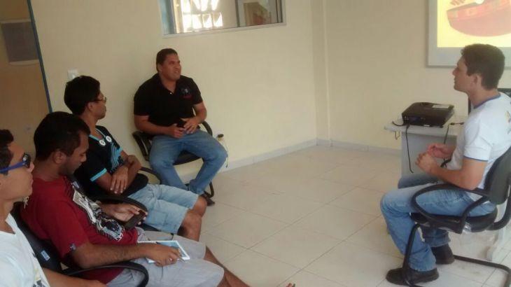Fernando Miranda (fotografia), Ailton Rodrigues (Revista Guajirú), Everton Cardoso (Nós do Audiovisual), Heldene Santos (prefeitura) e Amauri Reginaldo (FJA)