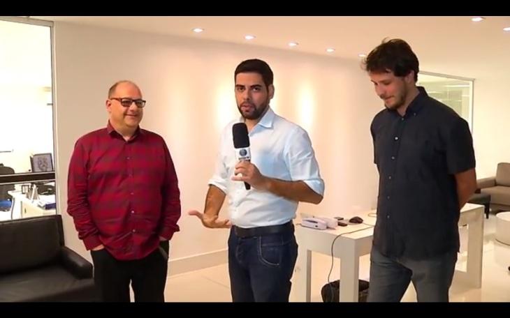 Entrevista cedida pelos idealizadores da Mostra Eugênio Puppo e Matheus Sundfeld.
