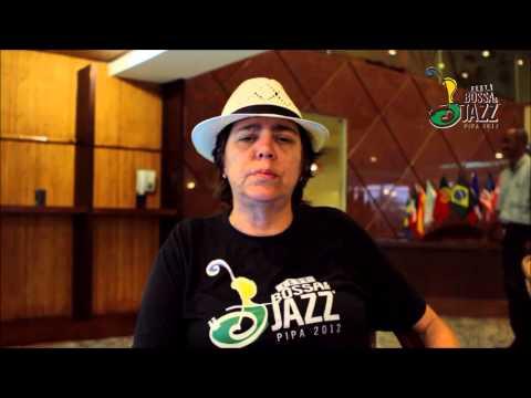 Juçara Figueiredo é produtora do Fest Bossa & Jazz.