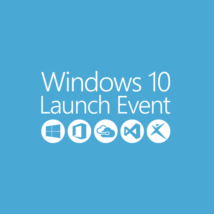 logo launch event