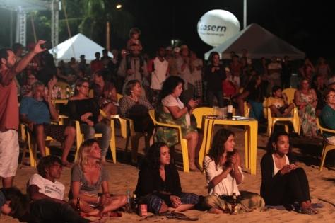 Público presente no segundo dia. (Foto: Rogério Vital)