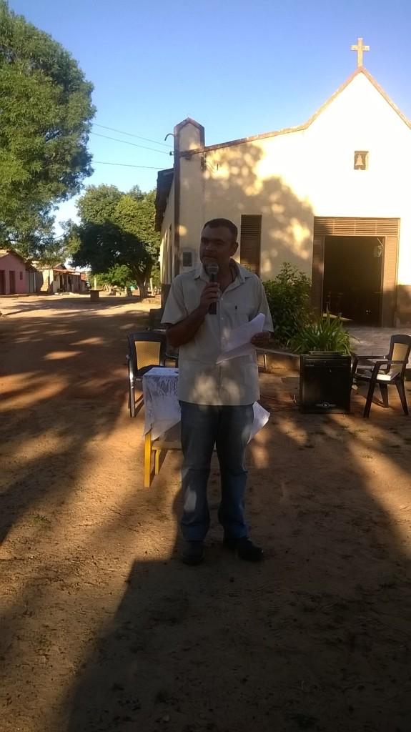 Missionário Jeilson Castro de Ceará-Mirim.