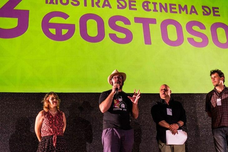 """Rodrigo Aragão é um dos diretores de """"As Fábulas Negras"""""""