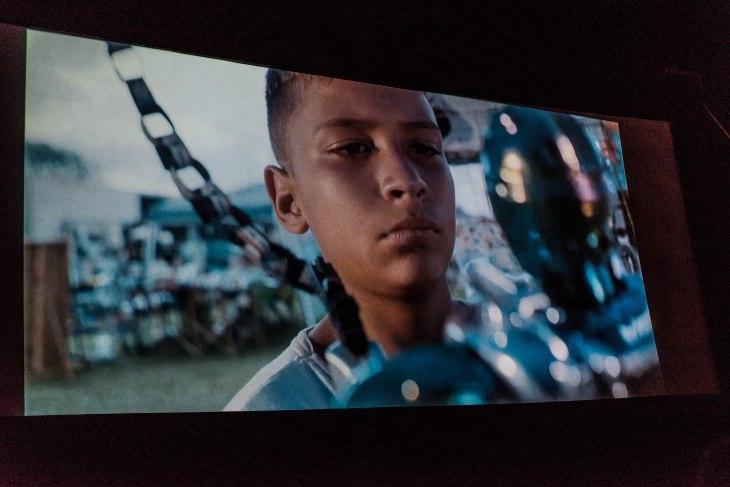 """""""Command Action"""" foi um curta a chegar em Cannes. Agora em Gostoso."""