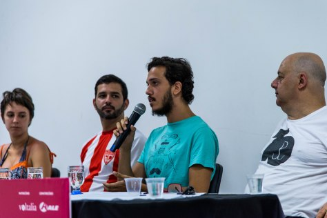 """Helio Ronyvon debateu sobre """"Sêo Inácio"""""""