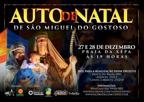Auto de Natal de Gostoso 2015 - Folheto.png