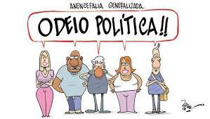 odeio política