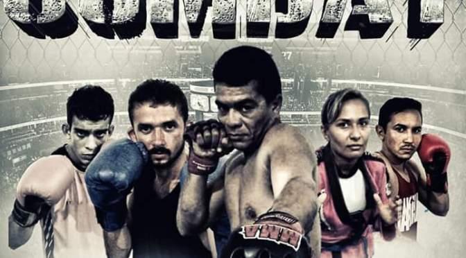 GOSTOSO RECEBE EVENTO DE MMA