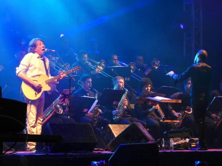 Lenine e a SESI Big Band