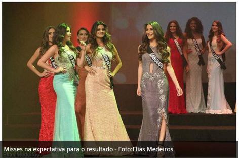 Miss canguaretama