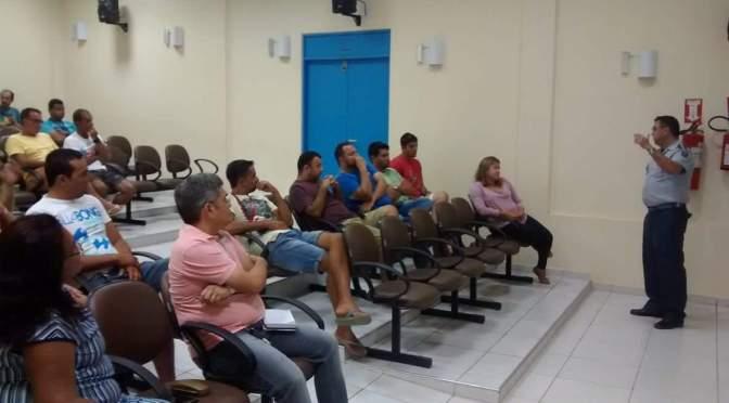 EM REUNIÃO AGITADA, SEGURANÇA DE SÃO MIGUEL DO GOSTOSO DURANTE RÉVEILLON NÃO TEM NADA DEFINIDO