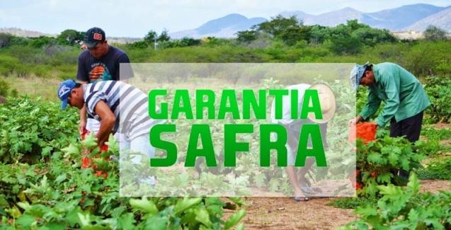 PREFEITURA DIVULGA PAGAMENTO DO GARANTIA SAFRA 2016