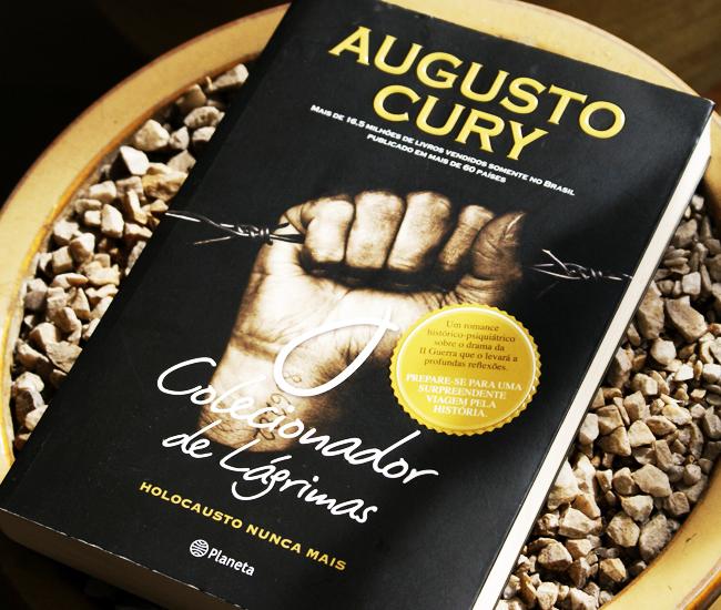O CONTADOR LEU: O COLECIONADOR DE LÁGRIMAS, DE AUGUSTO CURY