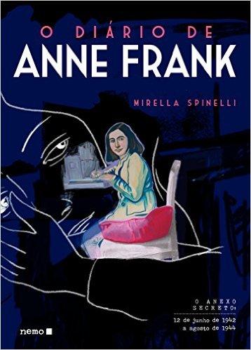 O CONTADOR LEU: O DIARIO DE ANNE FRANK de Mirella Spinelli