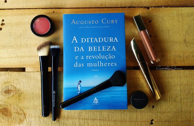O CONTADOR LEU: A DITADURA DA BELEZA e a evolução das mulheres, de Augusto Cury