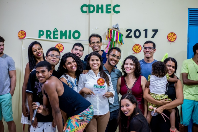 VEJA A GALERIA DE IMAGENS DO PRÊMIO CDHEC 2017