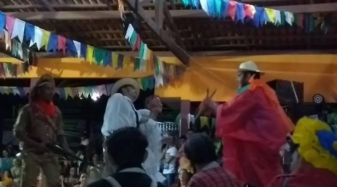 ARRASTAPÉ DA DONA OLÍMPIA