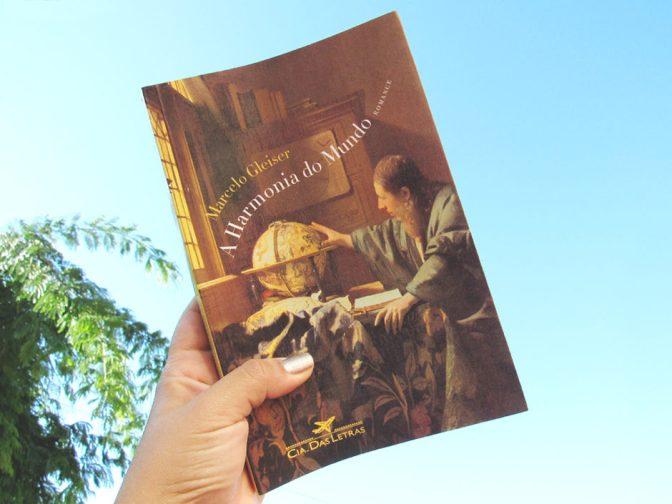 O CONTADOR LEU: A HARMONIA DO MUNDO, de Marcelo Gleiser