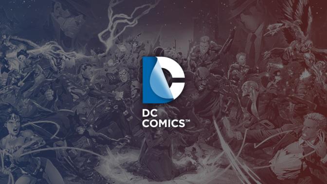 UM POUCO DA DC COMICS NA SAN DIEGO COMIC CON 2017
