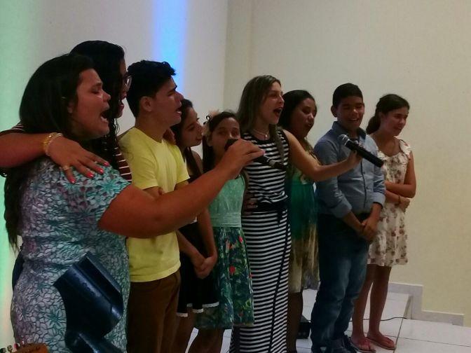 SHOW DE CALOUROS  REVELA  OS NOVOS TALENTOS DE GOSTOSO