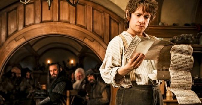 O CONTADOR LEU: O HOBBIT, de J.R.R.Tolkien