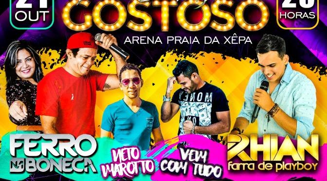 DIVULGADAS NOVAS ATRAÇÕES DA FESTA TRADICIONAL DE SÃO MIGUEL DO GOSTOSO