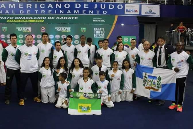 BRASILEIRÃO DE KARATÊ: POTIGUARES SAEM DE SALVADOR REVIGORADOS, MAS COM SINAL AMARELO LIGADO