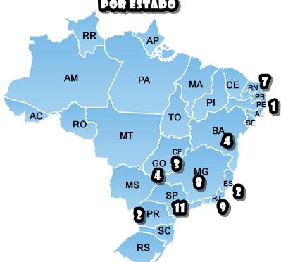 10 ESTADOS BRASILEIROS ESTARÃO REPRESENTADOS NA MOSTRA DE CINEMA DE GOSTOSO