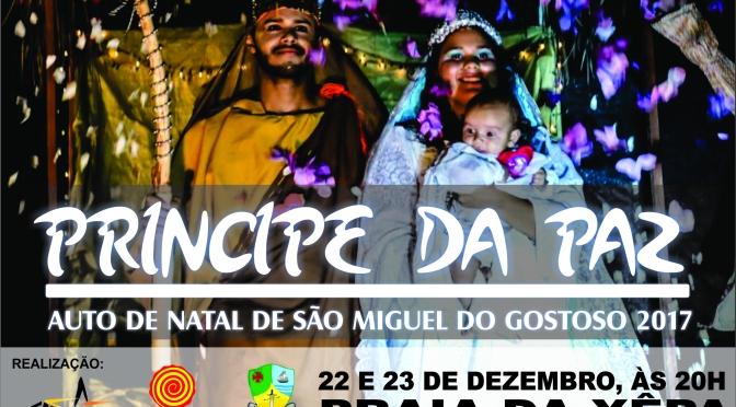 5 MOTIVOS PARA VOCÊ NÃO PERDER O AUTO DE NATAL DE GOSTOSO NESTA SEXTA-FEIRA (22)