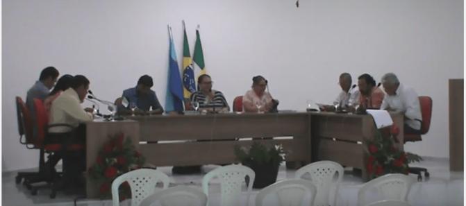 ÚLTIMA SESSÃO DA CÂMARA EM GOSTOSO MOBILIZA ATENÇÃO DA POPULAÇÃO