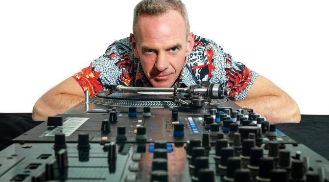 DJ FATBOY SLIM CANCELA SEU SHOW NO RÉVEILLON DE GOSTOSO