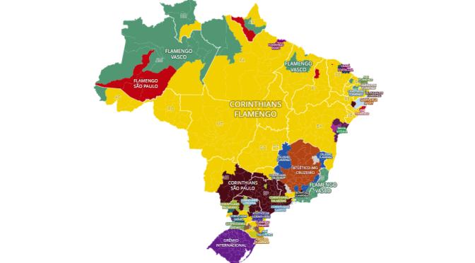 FLAMENGO E ABC SÃO OS CLUBES COM MAIS CURTIDAS EM SÃO MIGUEL DO GOSTOSO