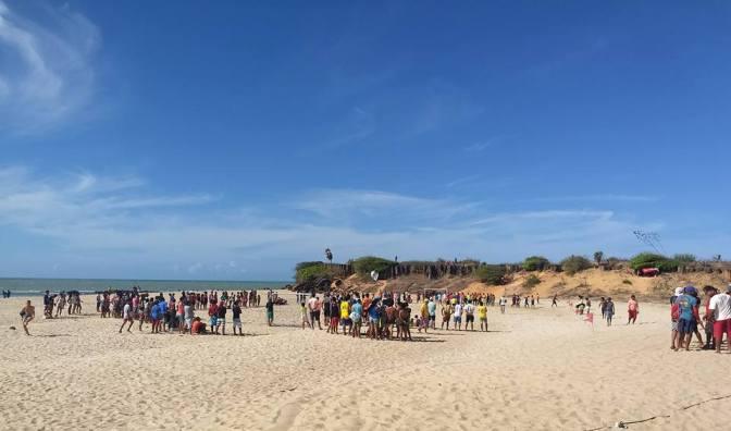 SEDE DE GOSTOSO FATURA O PENTA NO 9º TORNEIO DE BEACH SOCCER DA PRAIA DO TOURINHOS