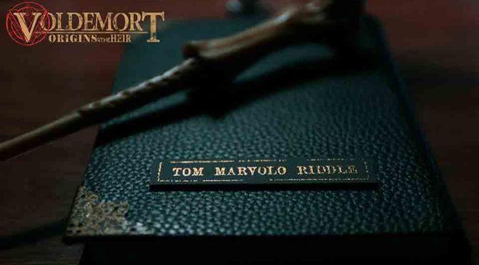 O CONTADOR VIU: VOLDEMORT A ORIGEM DO HERDEIRO (FAN FILME)