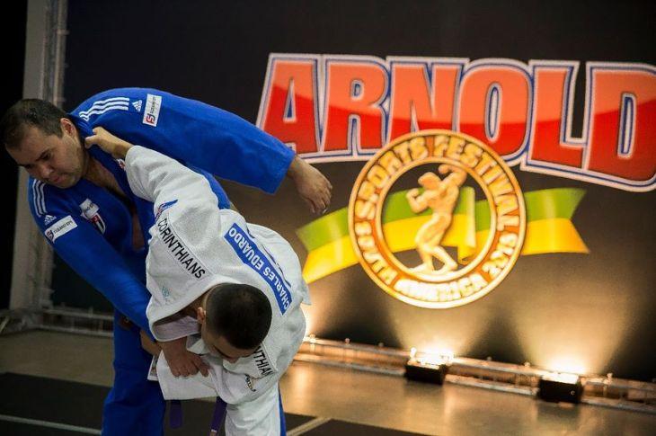 karate arnold
