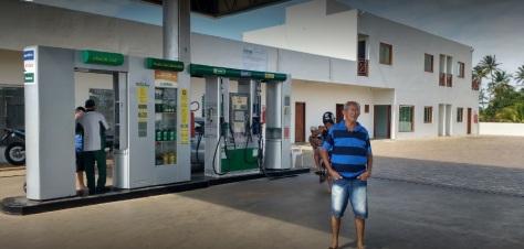 posto de gasolina - gostoso
