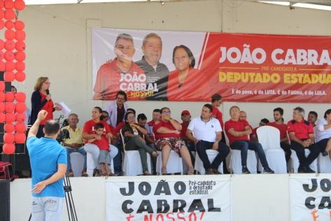 Zenaide Maia em São Paulo do Potengi