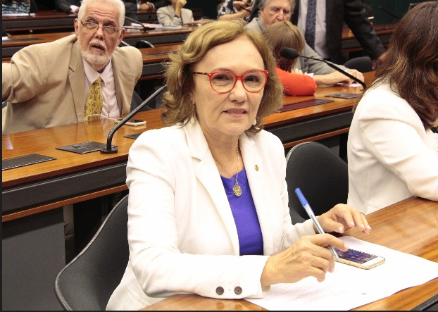 Deputada federal Zenaide Maia