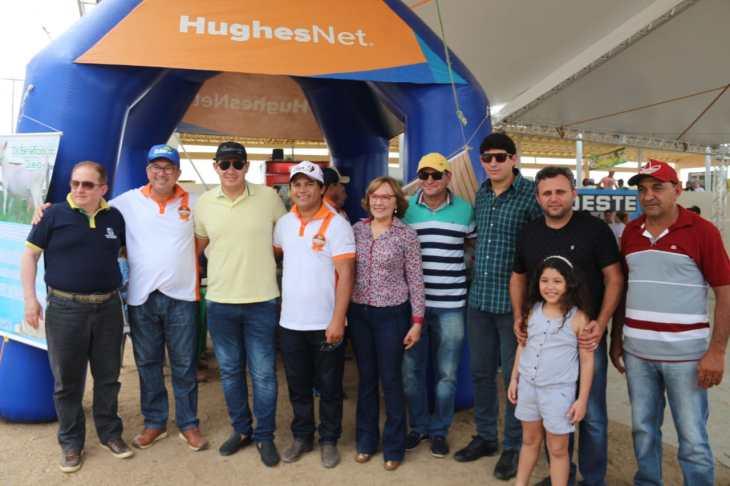 Zenaide Maia e amigos na Expoeste Caraúbas