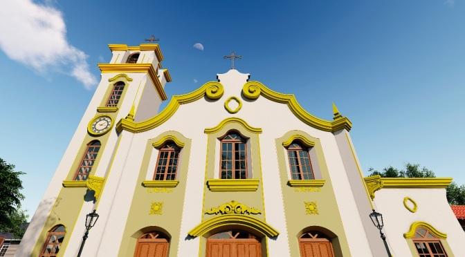 ENTREVISTA: PADRE JECIONE FALA SOBRE A CONSTRUÇÃO DA NOVA IGREJA DE SÃO MIGUEL ARCANJO