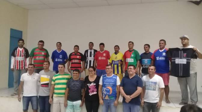 COMISSÃO DO CAMPEONATO MUNICIPAL PROMOVE ÚLTIMA REUNIÃO COM CLUBES