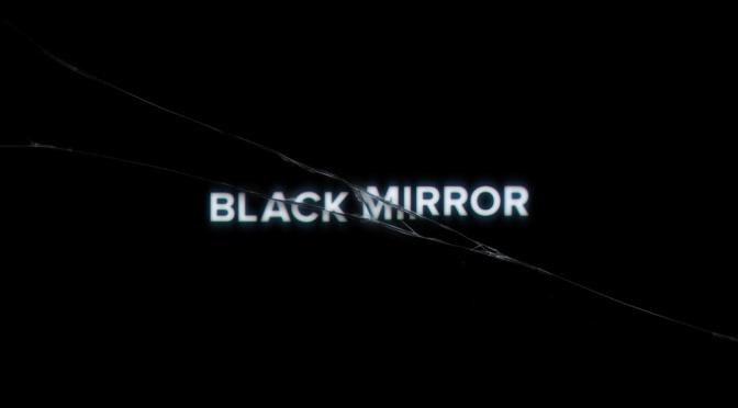 COMO UM  FLASH: NOVIDADES BLACK MIRROR